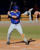 Florida junior catcher Hampton Tignor bats during the University of Florida Orange and Blue scrimmage game in Gainesville, Fla on November 8, 2008. (Casey Brooke Lawson / Gator Country)