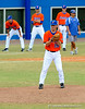 "(Casey Brooke Lawson / Gator Country) Nick Maronde prepares to pitch during the University of Florida ""Meet the Team"" event for UF baseball on Saturday, February 14, 2009."