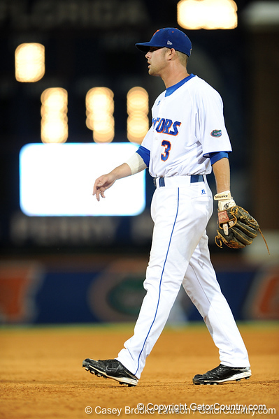 The University of Florida Gators defeated the Miami Hurricanes 8-2 in the NCAA Regionals in Gainesville, Fla. on Saturday, May 30, 2009. / Gator Country photo by Casey Brooke Lawson