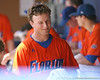 photo by Tim Casey<br /> <br /> during the Gators' 5-3 win against the Duquesne Dukes on Saturday, March 7, 2009 at McKethan Stadium in Gainesville, Fla.
