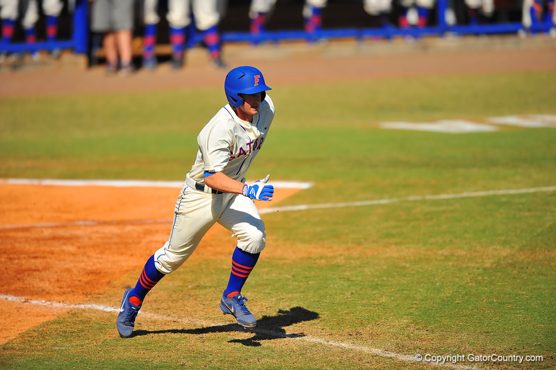 Florida drops the last game in the series against the University of Illinois 5-1.