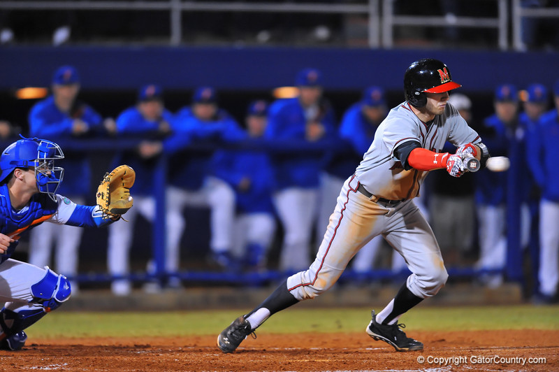 Florida outbats the Terrapins to take the season opener 3-0.