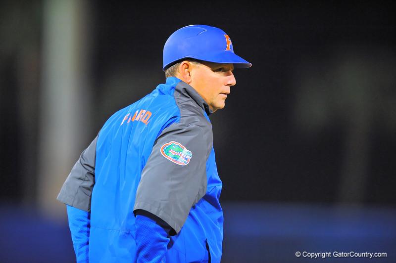 Florida outbats the Terrapins to take the season opener 3-0.