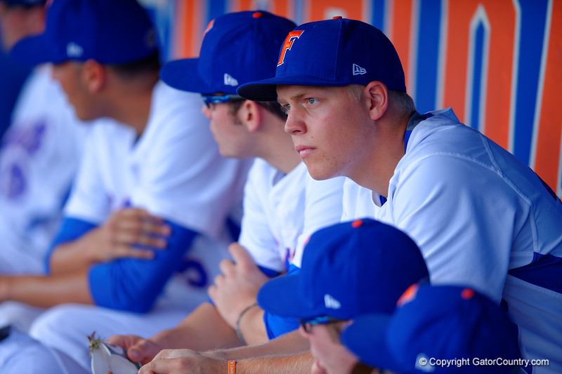 Florida Gators vs Miami Hurricanes.  February 22nd, 2015. Gator Country photo by David Bowie.
