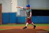 A young Gators fan throws out the first pitch during Thursday nights loss to the Auburn Tigers 4-1.  May 14th, 2015. Gator Country photo by David Bowie.