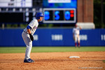 Florida Gators 1B/OF Jeremy Vasquez leads off second base in the fifth inning during Game 2 of the Super Regionals as the Florida Gators defeat the Florida State Seminoles 11-4.  June 6th, 2015. Gator Country photo by David Bowie.
