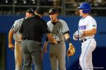Florida Gators Baseball vs South Carolina Gamecocks.  April 10th, 2015. Gator Country photo by David Bowie.