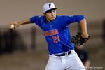 Florida Gators pitcher Alex Faedo started the game as the No. 1 overall seed Florida Gators conclude their opening sweep of the Gainesville Regional by beating Georgia Tech 10-1 in the final at McKethan Stadium.  June 5th, 2016. Gator Country photo by David Bowie.