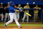 Florida Gators catcher Mike Rivera as the No. 1 overall seed Florida Gators conclude their opening sweep of the Gainesville Regional by beating Georgia Tech 10-1 in the final at McKethan Stadium.  June 5th, 2016. Gator Country photo by David Bowie.