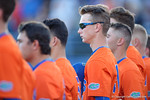 as the #1 ranked Gators chomp the #11 Florida State Seminoles 6-0 at McKethan Stadium. March 15th, 2015. Gator Country photo by David Bowie.
