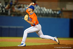 Florida Gators pitcher Shaun Anderson on the mound as the #1 ranked Gators chomp the #11 Florida State Seminoles 6-0 at McKethan Stadium. March 15th, 2015. Gator Country photo by David Bowie.
