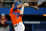 Florida Gators shortstop Dalton Guthrie as the #1 ranked Gators chomp the #11 Florida State Seminoles 6-0 at McKethan Stadium. March 15th, 2015. Gator Country photo by David Bowie.