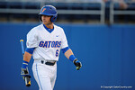 Florida Gators third baseman Jonathan India in a 4-2 win over the #7 Vanderbilt Commodores at McKethan Stadium. May 13th, 2016. Gator Country photo by David Bowie.