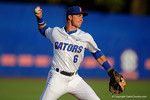 Florida Gators third baseman Jonathan India during pregame before a 4-2 win over the #7 Vanderbilt Commodores at McKethan Stadium. May 13th, 2016. Gator Country photo by David Bowie.