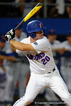 Florida Gators first baseman Peter Alonso at the plate, in a 4-2 win over the #7 Vanderbilt Commodores at McKethan Stadium. May 13th, 2016. Gator Country photo by David Bowie.
