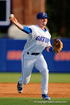 Florida Gators second baseman Deacon Liput during pregame before a 4-2 win over the #7 Vanderbilt Commodores at McKethan Stadium. May 13th, 2016. Gator Country photo by David Bowie.