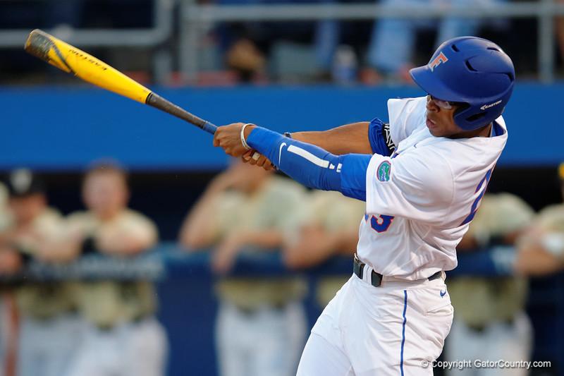 University of Florida Gators Baseball FSU 2016