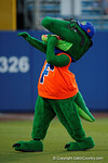 Albert dressed up as the Wild Thing in a 4-2 win over the #7 Vanderbilt Commodores at McKethan Stadium. May 13th, 2016. Gator Country photo by David Bowie.