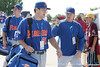 Florida sophomore pitcher Justin Poovey and sophomore infielder Jerico Weitzel arrive before the Gators' pre-College World Series practice on Friday, June 18, 2010 at Rosenblatt Stadium in Omaha, Neb. / photo by Tim Casey