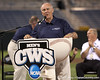 Omaha mayor during the College World Series Opening Ceremonies on Friday, June 18, 2010 at Rosenblatt Stadium in Omaha, Neb. / photo by Tim Casey