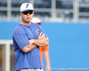 Florida baseball head coach Kevin O'Sullivan looks on during the Gators' first day of practice on Friday, January 29, 2010 at McKethan Stadium in Gainesville, Fla. / Gator Country photo by Tim Casey