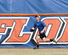 Florida freshman outfielder Kamm Washington fields a fly ball during the Gators' first day of practice on Friday, January 29, 2010 at McKethan Stadium in Gainesville, Fla. / Gator Country photo by Tim Casey