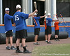 Florida junior outfielder Paul Wilson warms up during the Gators' first day of practice on Friday, January 29, 2010 at McKethan Stadium in Gainesville, Fla. / Gator Country photo by Tim Casey