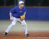 Florida freshman infielder Nolan Fontana gets ready during the Gators' first day of practice on Friday, January 29, 2010 at McKethan Stadium in Gainesville, Fla. / Gator Country photo by Tim Casey