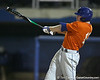 Florida sophomore infielder Jerico Weitzel bats during the Gators' first day of practice on Friday, January 29, 2010 at McKethan Stadium in Gainesville, Fla. / Gator Country photo by Tim Casey