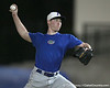 Florida sophomore Anthony DeSclafani pitches during the Gators' first day of practice on Friday, January 29, 2010 at McKethan Stadium in Gainesville, Fla. / Gator Country photo by Tim Casey