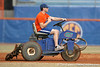 Florida student managers prepare the field during the Gators' first day of practice on Friday, January 29, 2010 at McKethan Stadium in Gainesville, Fla. / Gator Country photo by Tim Casey
