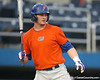 Florida sophomore catcher Ben McMahan bats during the Gators' first day of practice on Friday, January 29, 2010 at McKethan Stadium in Gainesville, Fla. / Gator Country photo by Tim Casey