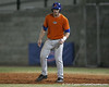 Florida sophomore catcher Ben McMahan leads off of first base during the Gators' first day of practice on Friday, January 29, 2010 at McKethan Stadium in Gainesville, Fla. / Gator Country photo by Tim Casey
