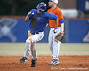 Florida junior infielder Bryson Smith runs to third base during the Gators' first day of practice on Friday, January 29, 2010 at McKethan Stadium in Gainesville, Fla. / Gator Country photo by Tim Casey