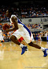 (Casey Brooke Lawson / Gator Country) UF forward Ray Shipman moves toward the basket during the Gators 78 to 68 victory over the Rebels in Gainesville, Fla., on January 10, 2009.