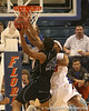 photo by Tim Casey<br /> <br /> Florida sophomore forward Alex Tyus commits a foul during the second half of the Gators' 108-49 win in an exhibition game against the Warner Southern Royals on Monday, November 3, 2008 at the Stephen C. O'Connell Center in Gainesville, Fla.