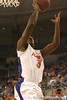 photo by Tim Casey<br /> <br /> Florida freshman guard/forward Ray Shipman makes a layup during the second half of the Gators' 108-49 win in an exhibition game against the Warner Southern Royals on Monday, November 3, 2008 at the Stephen C. O'Connell Center in Gainesville, Fla.