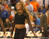 photo by Tim Casey<br /> <br /> The Dazzlers perform during halftime of the Gators' exhibition game against the Warner Southern Royals on Monday, November 3, 2008 at the Stephen C. O'Connell Center in Gainesville, Fla.