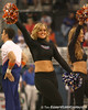 photo by Tim Casey<br /> <br /> The Dazzlers perform during the first half of the Gators' exhibition game against the Warner Southern Royals on Monday, November 3, 2008 at the Stephen C. O'Connell Center in Gainesville, Fla.