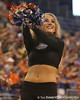 photo by Tim Casey<br /> <br /> The Dazzler perform during the first half of the Gators' exhibition game against the Warner Southern Royals on Monday, November 3, 2008 at the Stephen C. O'Connell Center in Gainesville, Fla.