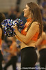 photo by Tim Casey<br /> <br /> The Dazzlers perform during the second half of the Gators' 108-49 win in an exhibition game against the Warner Southern Royals on Monday, November 3, 2008 at the Stephen C. O'Connell Center in Gainesville, Fla.