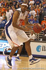 photo by Tim Casey<br /> <br /> Florida sophomore forward Alex Tyus drives to the basket during the second half of the Gators' 108-49 win in an exhibition game against the Warner Southern Royals on Monday, November 3, 2008 at the Stephen C. O'Connell Center in Gainesville, Fla.