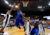 Kentucky's Ramon Harris scores during the University of Florida Gators 60-53 victory over the Kentucky Wildcats on Friday, March 6, 2009 in the Steven C. O'Connell Center. / Gator Country photo by Casey Brooke lawson