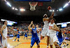 UF forward Alex Tyus loses grip on a rebound during the University of Florida Gators 60-53 victory over the Kentucky Wildcats on Friday, March 6, 2009 in the Steven C. O'Connell Center. / Gator Country photo by Casey Brooke lawson