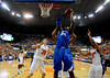 Kentucky's Patrick Patterson scores during the University of Florida Gators 60-53 victory over the Kentucky Wildcats on Friday, March 6, 2009 in the Steven C. O'Connell Center. / Gator Country photo by Casey Brooke lawson