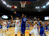 Kentucky's Patrick Patterson loses a rebound during the University of Florida Gators 60-53 victory over the Kentucky Wildcats on Friday, March 6, 2009 in the Steven C. O'Connell Center. / Gator Country photo by Casey Brooke lawson