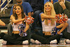 photo by Tim Casey<br /> <br /> The Dazzlers perform during first half of the Gators' 80-65 win against the Arkansas Razorbacks on Saturday, January 17, 2009 at the Stephen C. O'Connell Center in Gainesville, Fla.