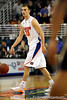 photo by Casey Brooke Lawson<br /> <br /> Florida sophomore guard/forward Nick Calathes moves the ball downcourt in the Gators game against Georgia Southern. The Gators beat the Eagles 88 to 81 at the O'Connell Center in Gainesville, Fla. on December 22, 2008