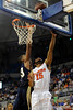 photo by Casey Brooke Lawson<br /> <br /> Florida senior guard Walter Hodge scores for the Gators in the second half of their game against Georgia Southern. The Gators beat the Eagles 88 to 81 at the O'Connell Center in Gainesville, Fla. on December 22, 2008.