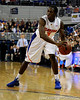 photo by Casey Brooke Lawson<br /> <br /> Florida freshman guard/forward Ray Shipman looks toward a teammate before passing the ball in the first half. The Gators beat the Eagles 88 to 81 at the O'Connell Center in Gainesville, Fla. on December 22, 2008